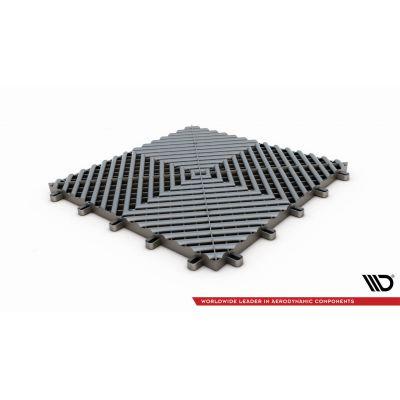 Sol modulaire Maxton Floor gris anthracite