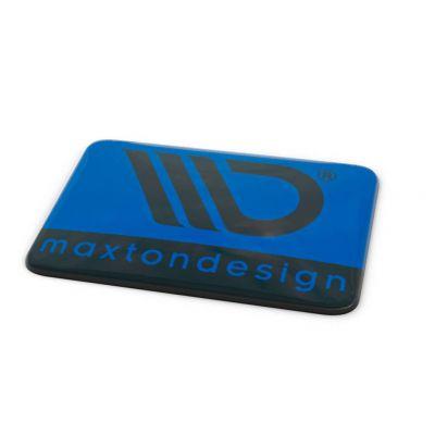 Stickers 3D Maxton Design B5 (6 Pieces)