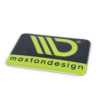 Stickers 3D Maxton Design C6 (6 Pieces)