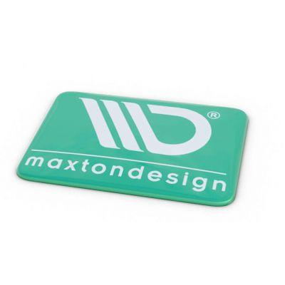 Stickers 3D Maxton Design D7 (6 Pieces)