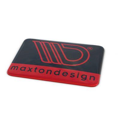 Stickers 3D Maxton Design F1 (6 Pieces)