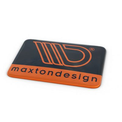 Stickers 3D Maxton Design F4 (6 Pieces)