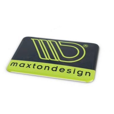 Stickers 3D Maxton Design F6 (6 Pieces)