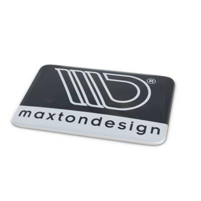Stickers 3D Maxton Design F9 (6 Pieces)