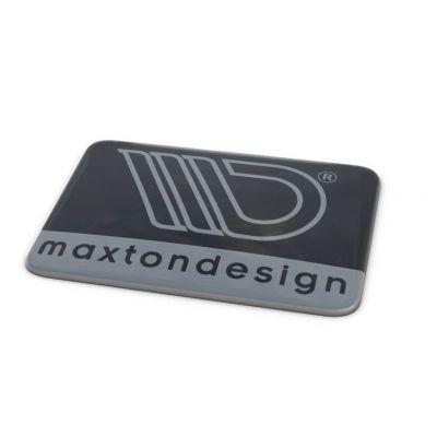 Stickers 3D Maxton Design F10 (6 Pieces)