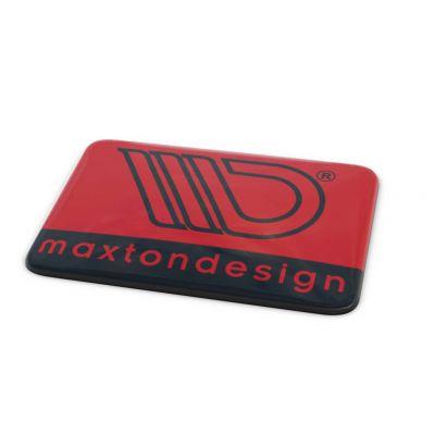 Stickers 3D Maxton Design G1 (6 Pieces)