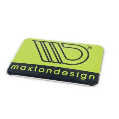 Stickers 3D Maxton Design G6 (6 Pieces)