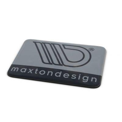 Stickers 3D Maxton Design G10 (6 Pieces)