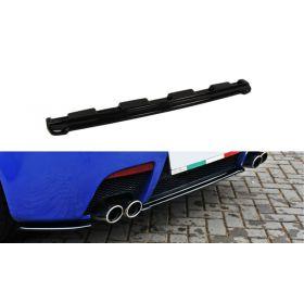 Lame centrale de Pare-Chocs arrière en ABS sans barre verticale Alfa Romeo 147 GTA
