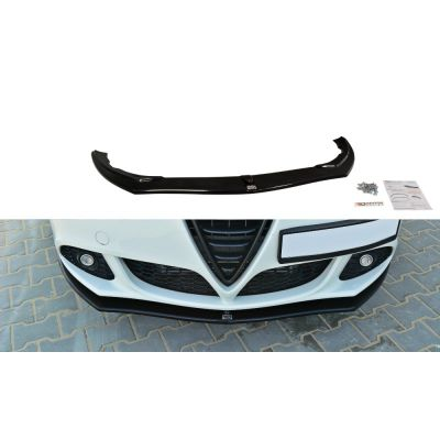 Lame de Pare-Chocs avant v.1 en ABS Alfa Romeo Giuletta