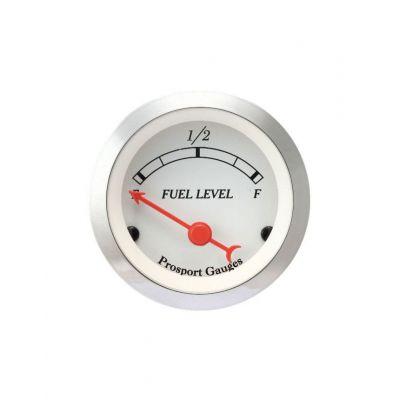 Manomètre Niveau de Carburant Prosport Classic 240-33OHM/0-90 OHM